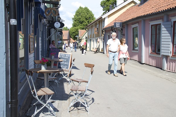 rua Sigtuna Suécia