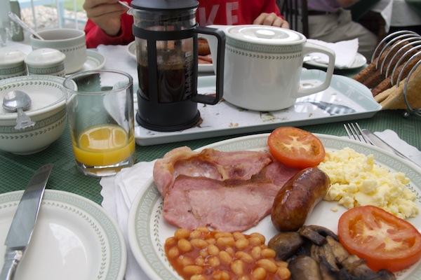 pequeno-almoço ingles