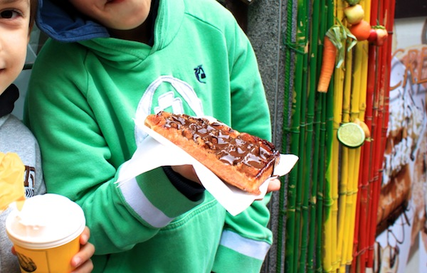 waffle bruxelas