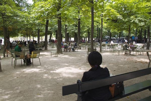 jardim luxemburgo paris
