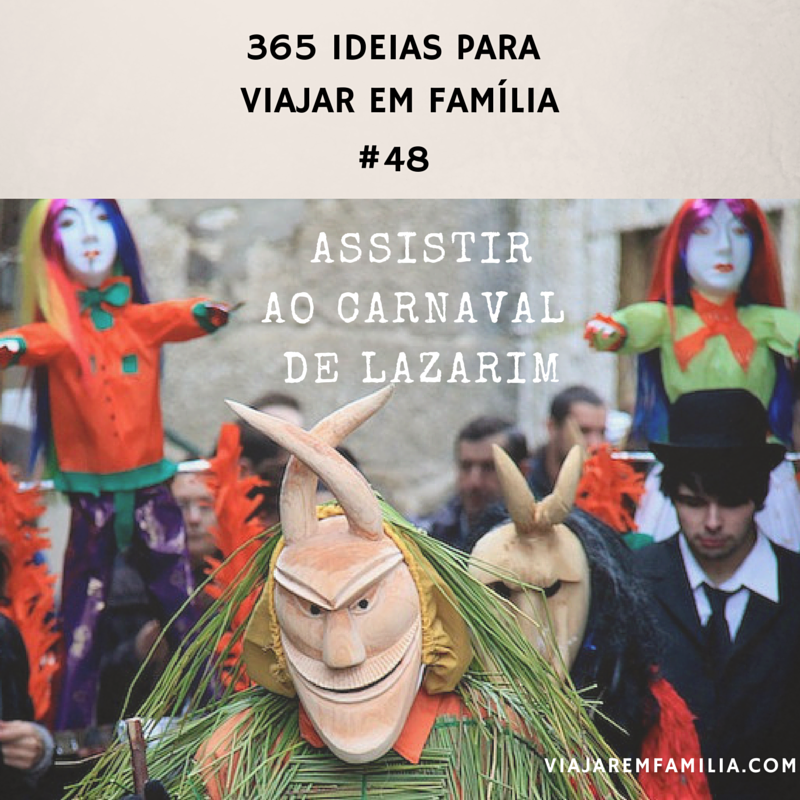 carnaval lazarim