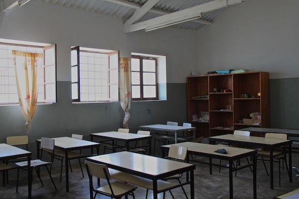 escola primária cabo verde