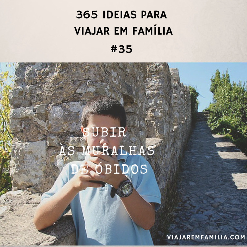 muralhas Óbidos