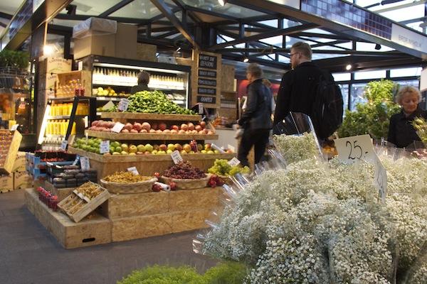 mercado copenhaga - viajar em familia