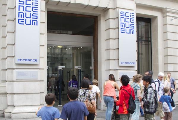 museu ciencia, viajar em familia