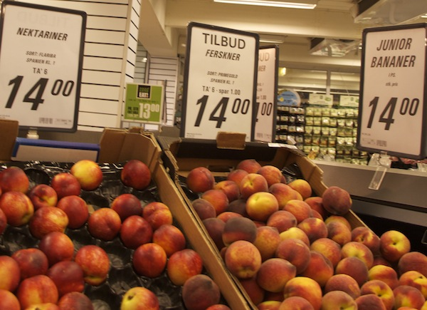 supermercado dinamarca