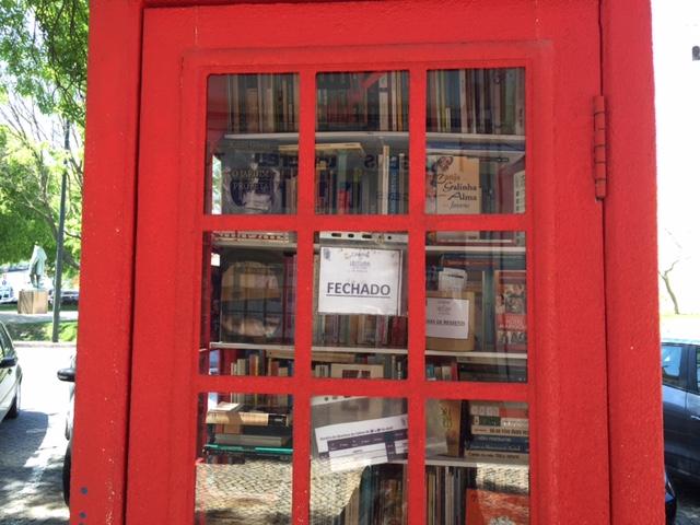 cabine leitura