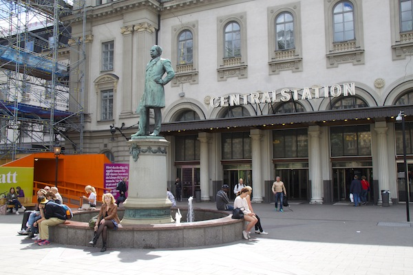 central station estocolmo