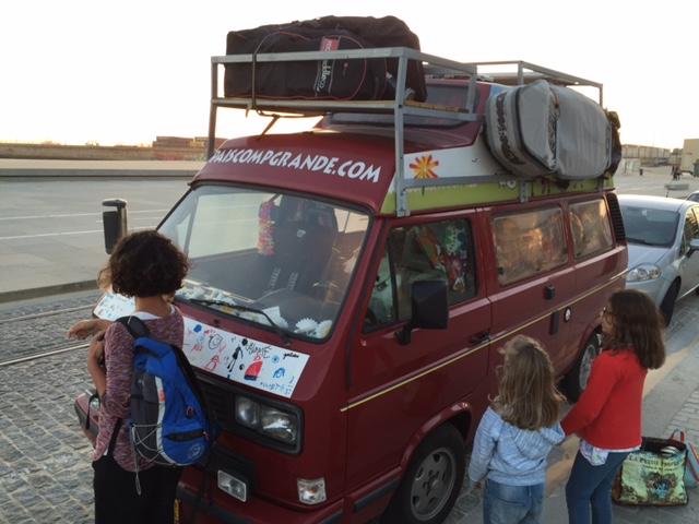 encontro familias viajantes