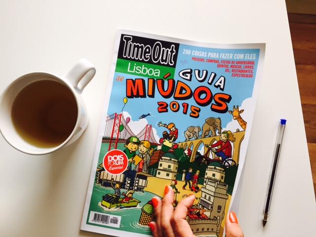 Time Out Guia Miúdos