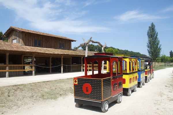 comboio parque dos monges