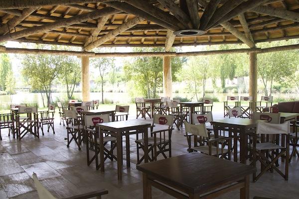 restaurante parque dos monges