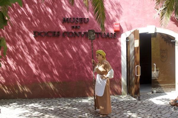 museu doces conventuais parque dos monges