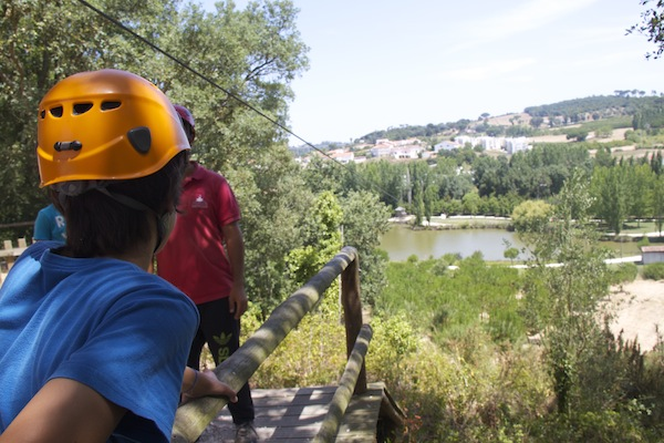 slide parque dos monges