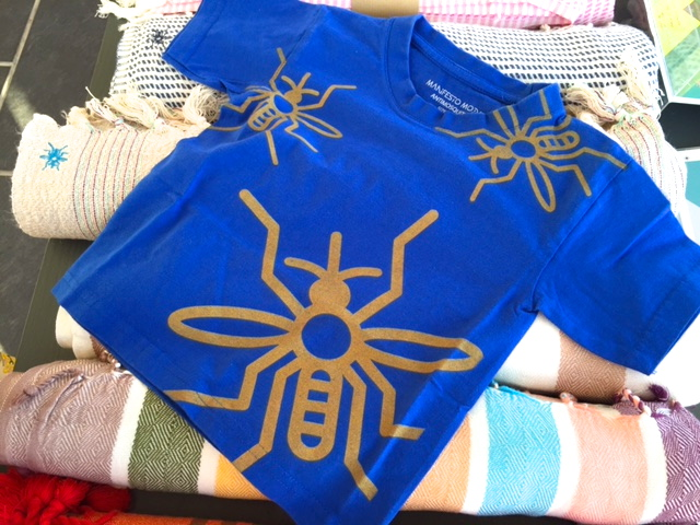 tshirt anti mosquito