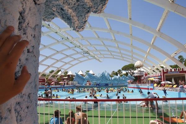 piscina ondas aquashow