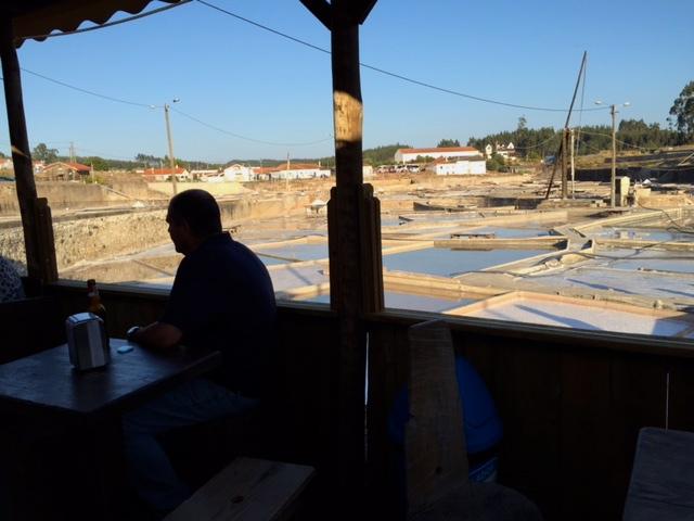restaurantes salinas rio maior