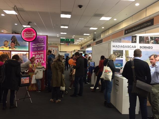 family travel show expo