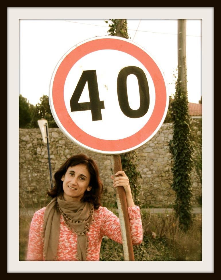joana 40 anos, 40 lugares