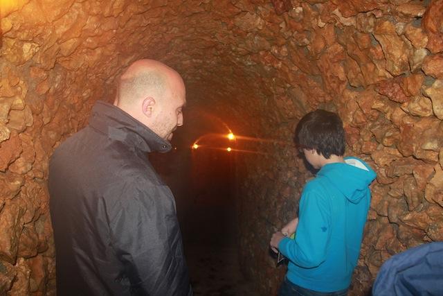 entrada grutas da moeda