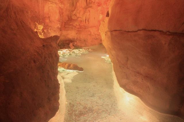 grutas da moeda crocodilo