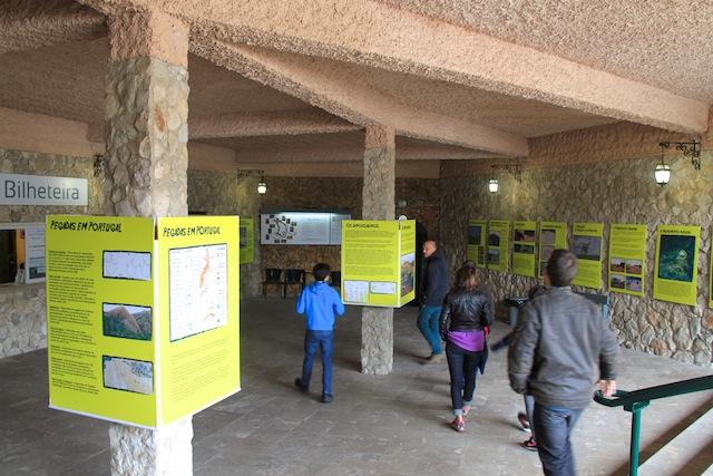 grutas da moeda entrada
