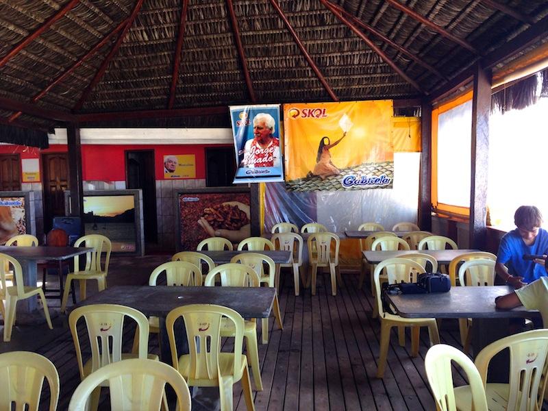 Almo Ar No Restaurante Gabriela Em Ilh Us Viajar Em Fam Lia